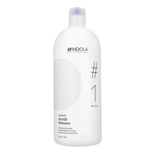 Shampooing Silver Indola 1500ml